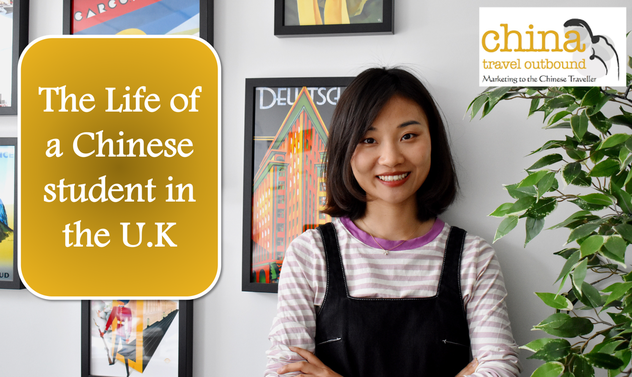 Chinese student in the U.K